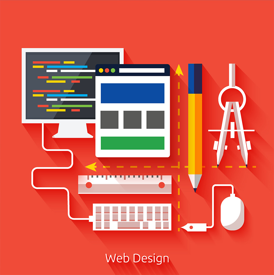 Web design services (image) Slight Edge Digital Marketing Agency Adelaide